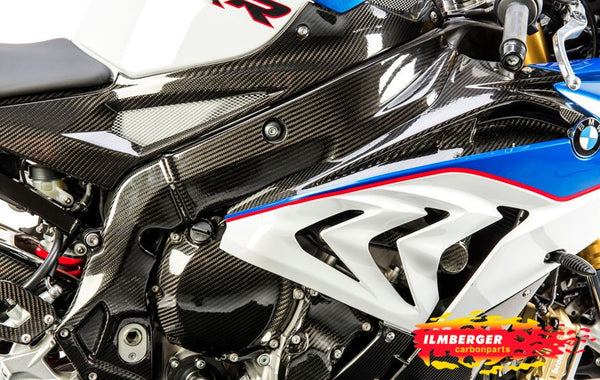 ILMBERGER Carbon Fiber Frame Cover (Right) 2015-2016 BMW S1000RR