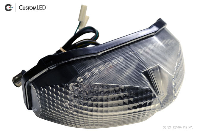 Custom LED Blaster-X Integrated LED Tail Light - Complete Unit for '11'-'13 Yamaha FZ8