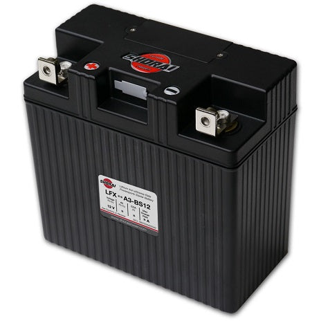 Shorai LFX24L3-BS12 Lithium Battery
