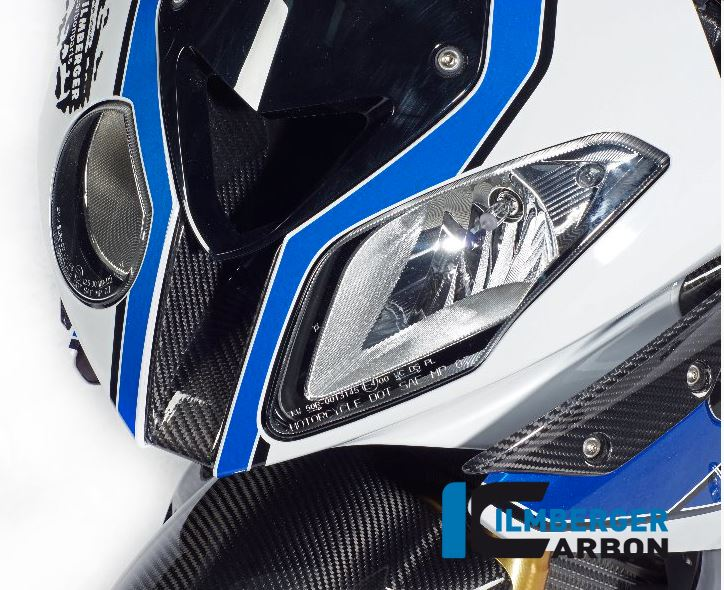 ILMBERGER Carbon Fiber Air Intake (Front Fairing Centre Piece) 2009-2014 BMW S1000RR/HP4