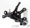 R&G Racing Adjustable Rearsets (Street) 2009-2012 BMW S1000RR