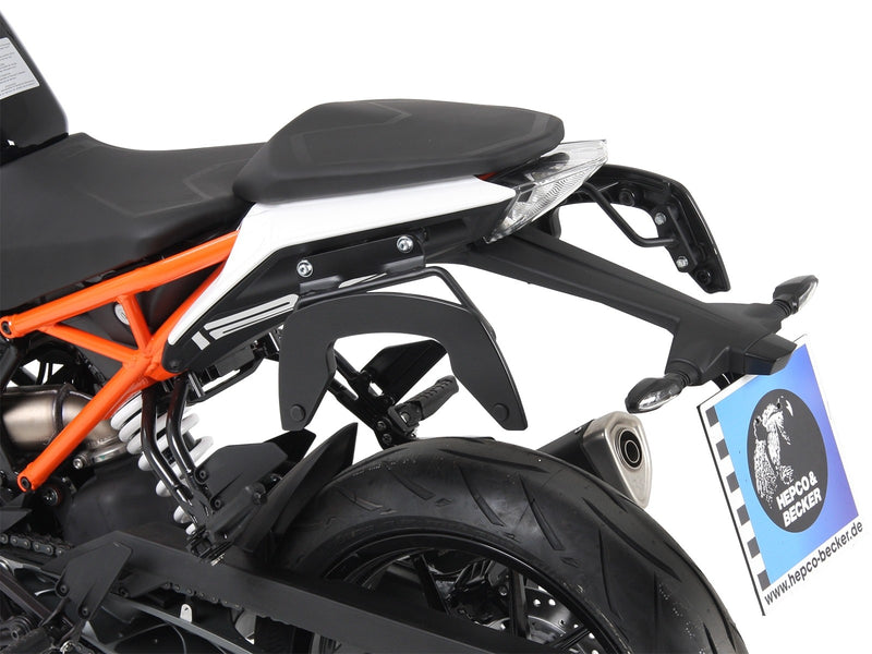 Hepco & Becker C-BOW Mounting System For 2017-2018 KTM 390 Duke