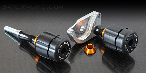 Sato Racing Frame Slider Kit For 2012-2014 BMW S1000RR / HP4