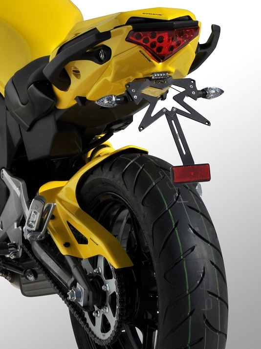 Ermax License Plate Holder For 2012-2015 Kawasaki Ninja 650R, ER6N/F