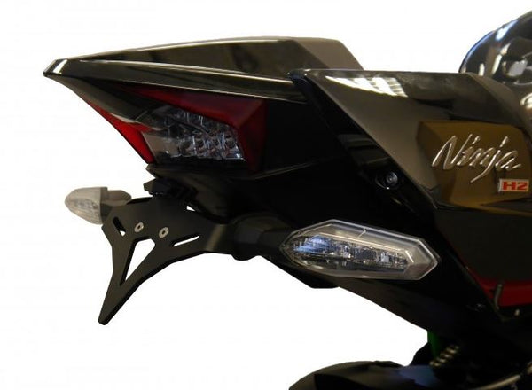 Evotech Performance Tail Tidy / Fender Eliminator for 2015 Kawasaki Ninja H2