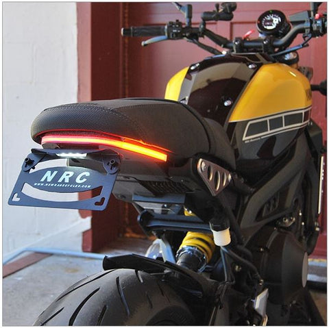New Rage Cycles Standard Fender Eliminator Kit for 2016-2017 Yamaha XSR700 / XSR900