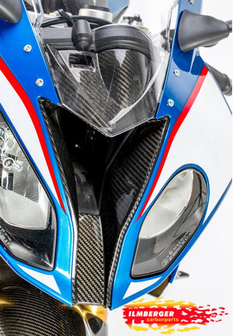 ILMBERGER Carbon Fiber Air Intake Front Fairing Centre 2015-2016 BMW S1000RR