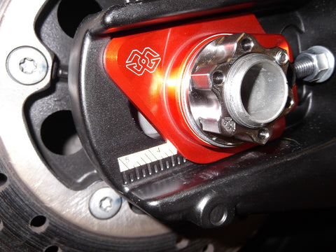 Gilles Tooling AXB Chain Adjuster for 2015+ Yamaha YZF-R1/M