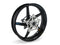 "BST 3.5"" x ""17 5 Spoke Slanted Carbon Fiber Front Wheel for 2010-2012 BMW S1000RR"