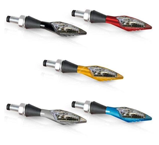 Barracuda X-LED B-LUX E-Marked Indicator (Pair)