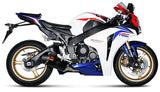 Akrapovic Racing Line (Carbon) Full Exhaust System For 2012-2015 Honda CBR1000RR / ABS
