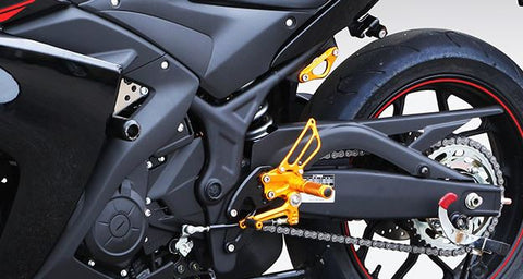 Sato Racing Hooks for 2015 Yamaha YZF-R3 / R25