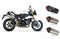 Scorpion Serket Parallel Slip-on Exhaust System '11-'15 Triumph Speed Triple/R
