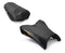LuiMoto Raven Edition Seat Covers 2006-2013 Yamaha FZ1 - Cf Black/Sp Black
