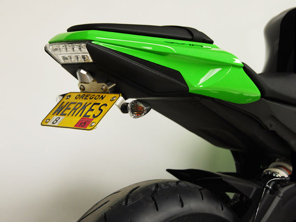 Competition Werkes Fender Eliminator Kit 2011-2015 Kawasaki ZX10R