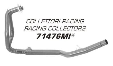 ARROW Stainless Steel Racing Headers for 2013-2015 Kawasaki Ninja 300