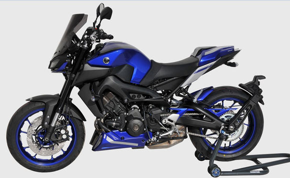 Ermax EVO Belly Pan For 2017-2018 Yamaha FZ-09 / MT-09