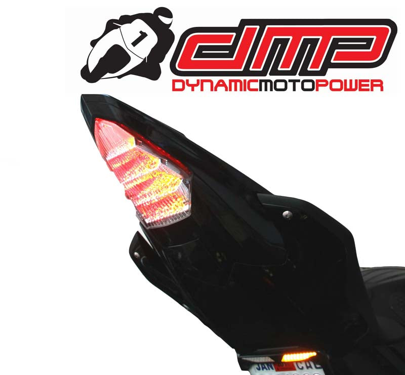 DMP Integrated LED Tail Light for 2008-2015 Yamaha R6