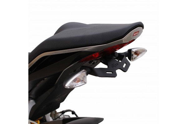Evotech Performance Tail Tidy/Fender Eliminator Kit For '09-'14 Aprilia RSV4/Factory, '11-'16 Tuono V4, '11-'16 RS4 50/125