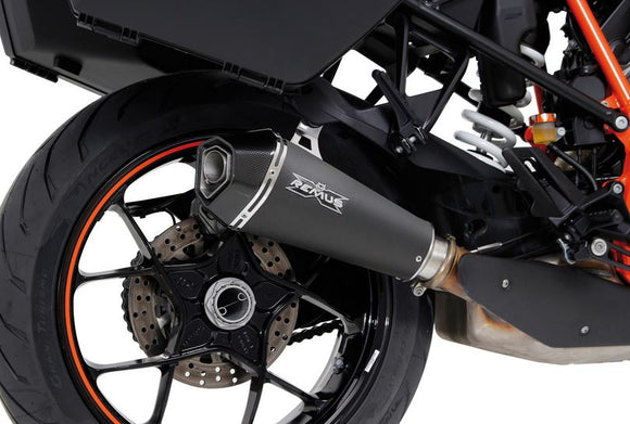 Remus HyperCone Slip-On Exhaust System for 2016-2017 KTM 1290 Super Duke GT