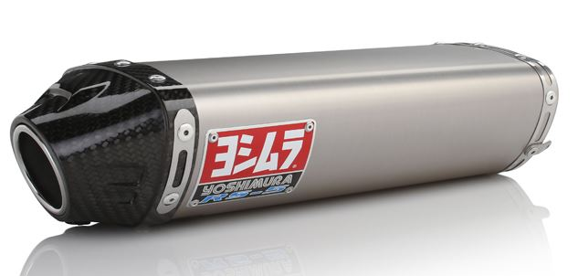 Yoshimura Race RS-5 Slip-on Exhaust System for '04-'07 Honda CBR1000RR