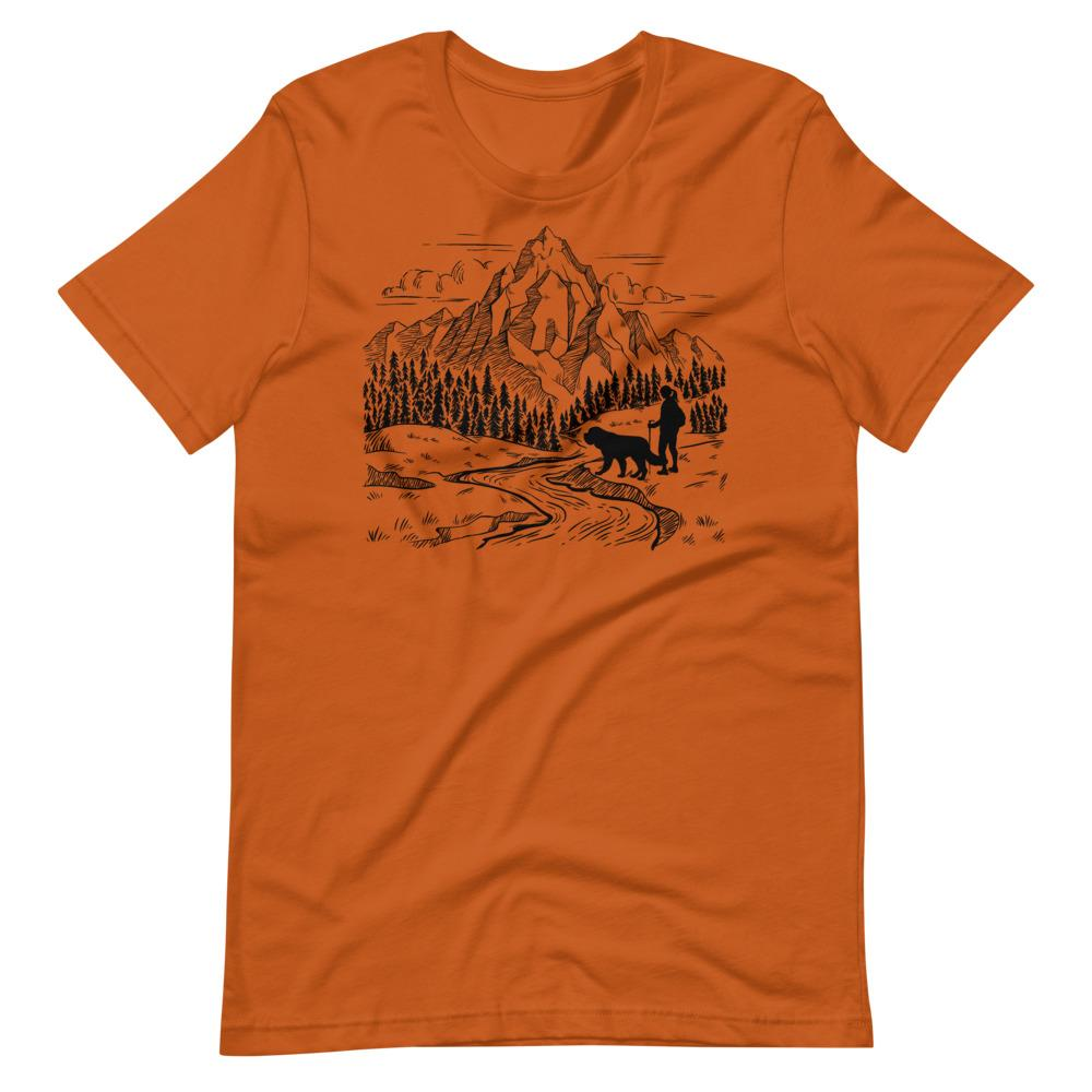 Big Dog Big Adventures T-Shirt - Lucy + Norman