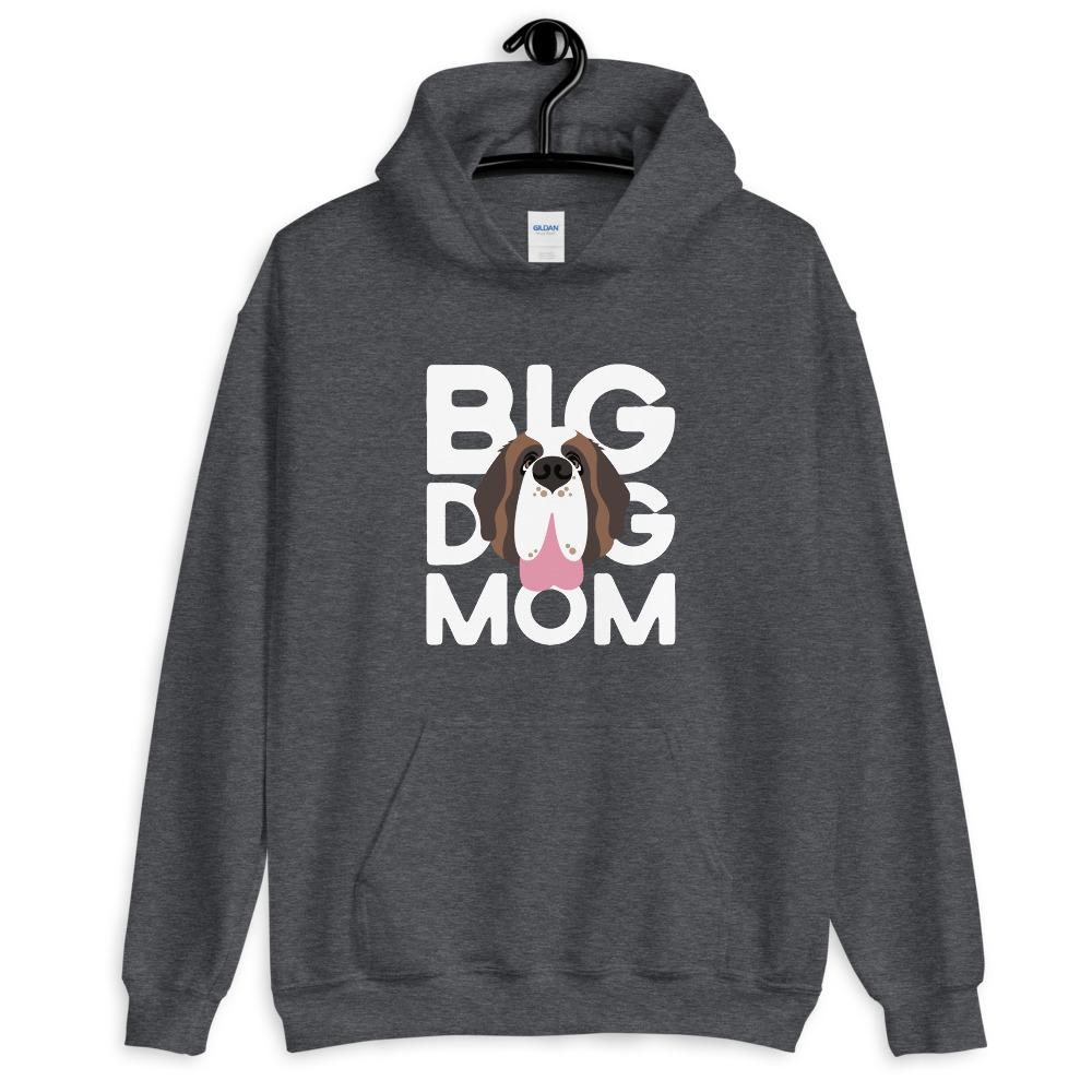 Big Dog Mom Heavy Hoodie - Lucy + Norman