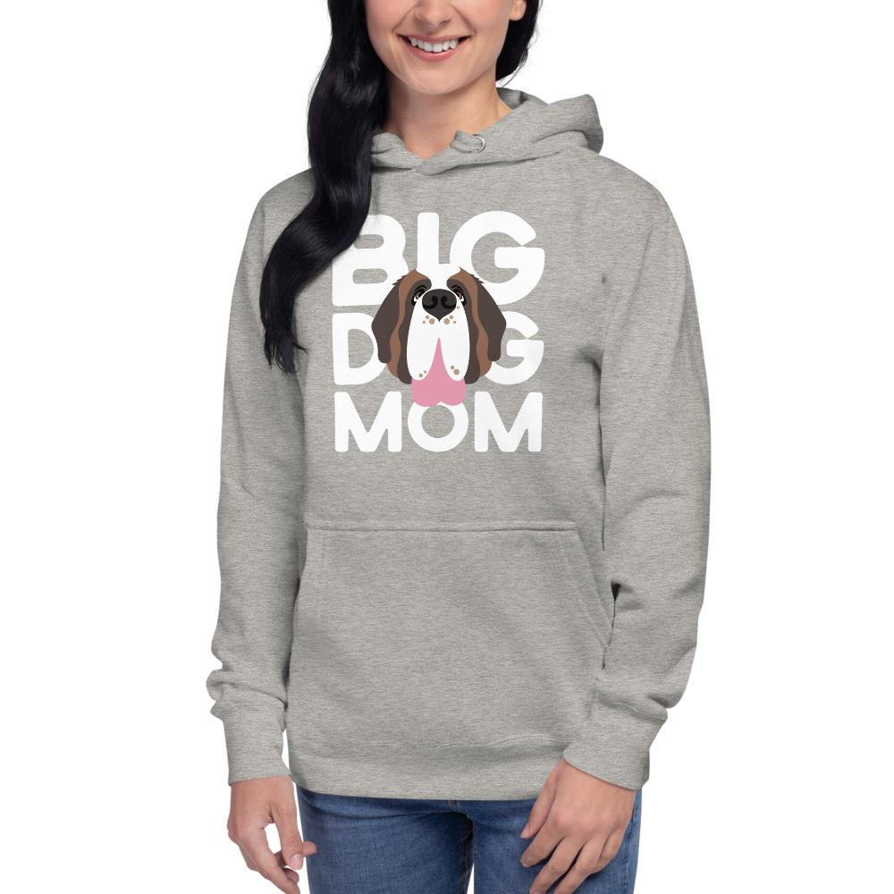 Big Dog Mom Hoodie - Lucy + Norman