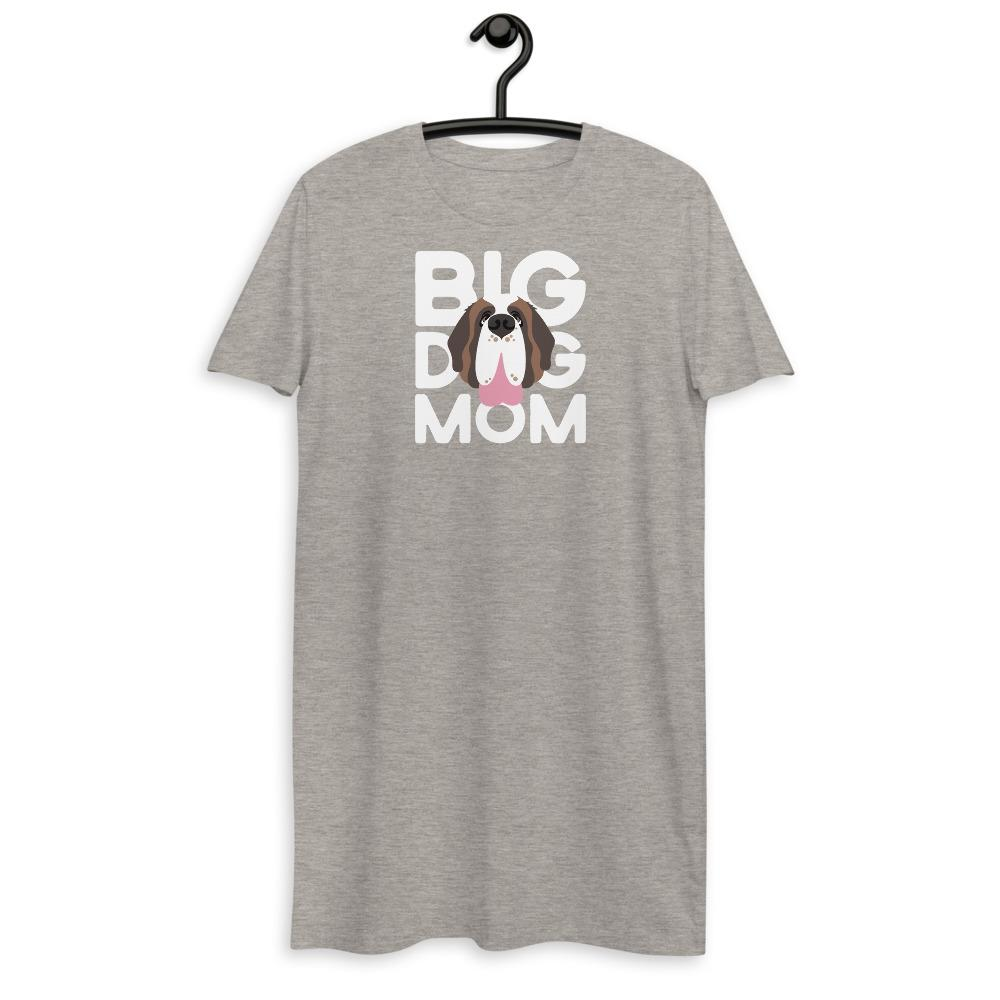 Big Dog Mom T-Shirt Dress - Lucy + Norman