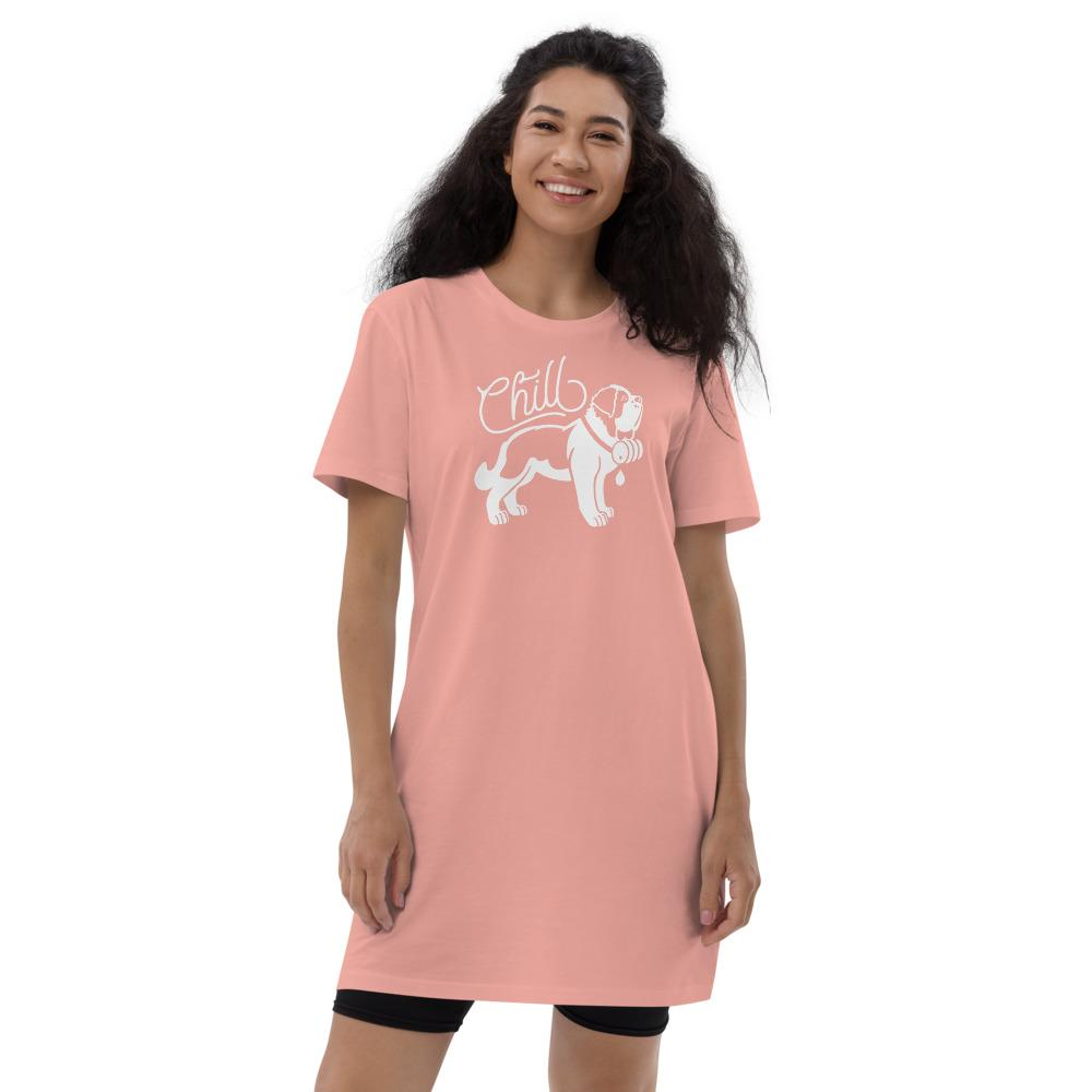 Chill T-Shirt Dress - Lucy + Norman