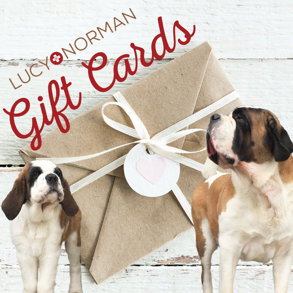 Lucy + Norman Gift Cards - Lucy + Norman