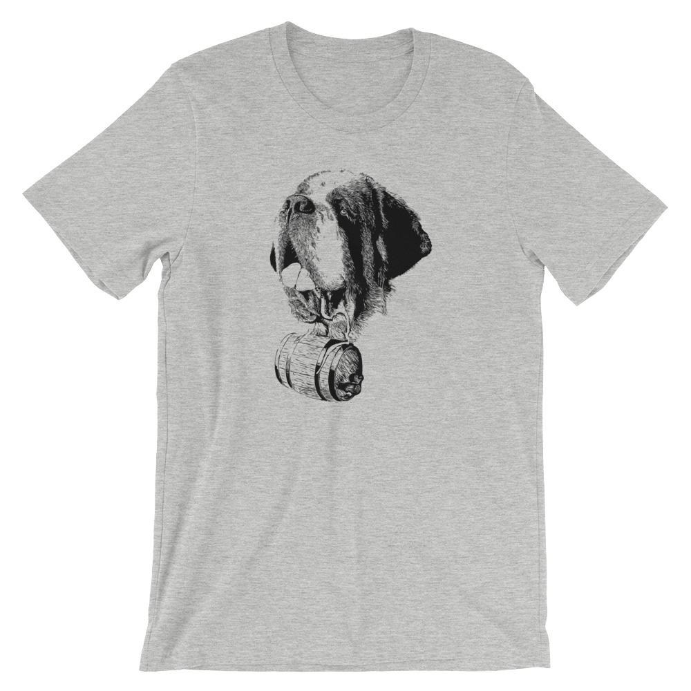 Retro Norman Barrel - Unisex T-Shirt - Lucy + Norman