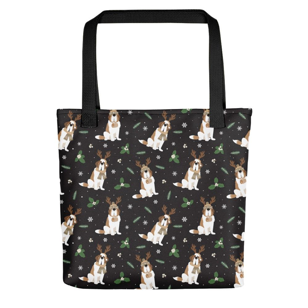 Winter Pines Tote Bag - Lucy + Norman