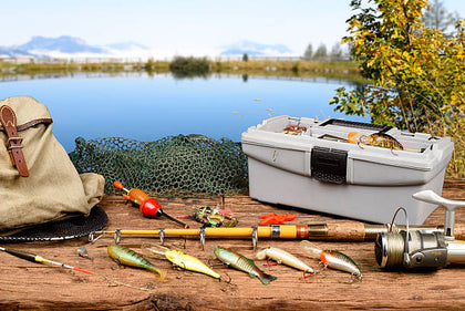 Fishing Tackle Equipment