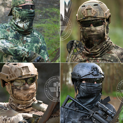 Tactical Headwear & Gloves
