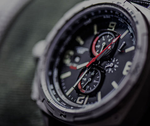 Tactical Watches & Navigation