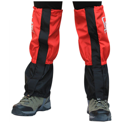 Outdoor Waterproof Leg Gaiters Clothing