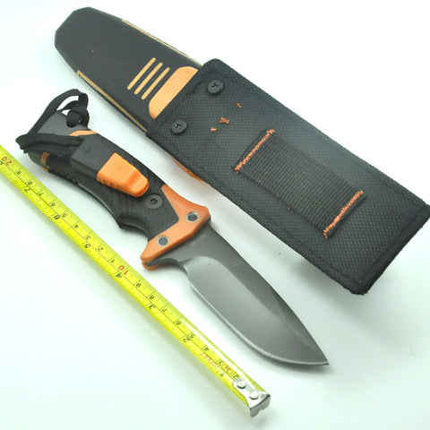 Brothers of Bushcraft Tactical Fixed Knife - Hunting Knife 20CM Model