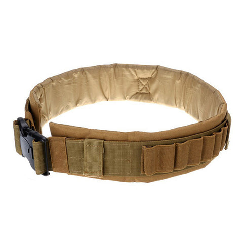 Tactical Military Camouflage Belts Clothing