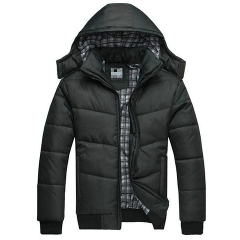 Mens Tactical Winter jacket