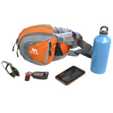 Waterproof Waist Bag With Kettle Pocket