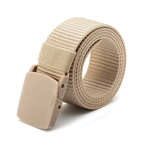 6 Colors Unisex Men Camouflage Belt