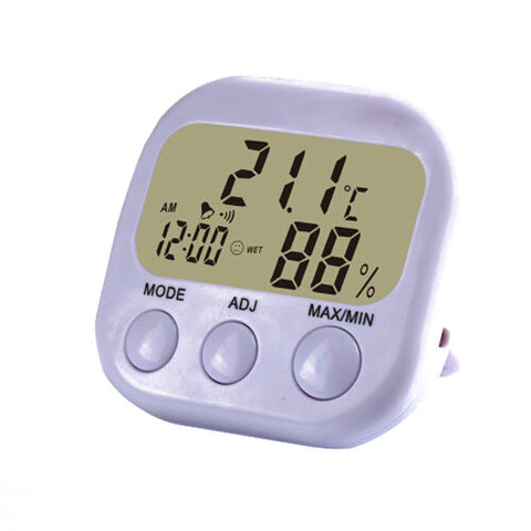 Digital LCD Thermometer / Humidity Tool
