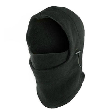 6 IN 1 Balaclava Police Thermal Fleece Mask