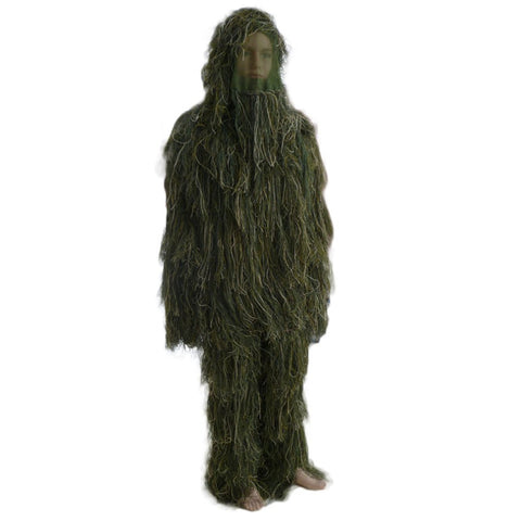 Ghillie Suit Hunting Camouflage Suits Sniper Military Clothing