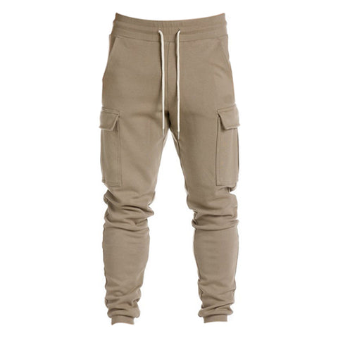 Mens Harem Cargo Pants Camouflage Military Sweatpants Clothing