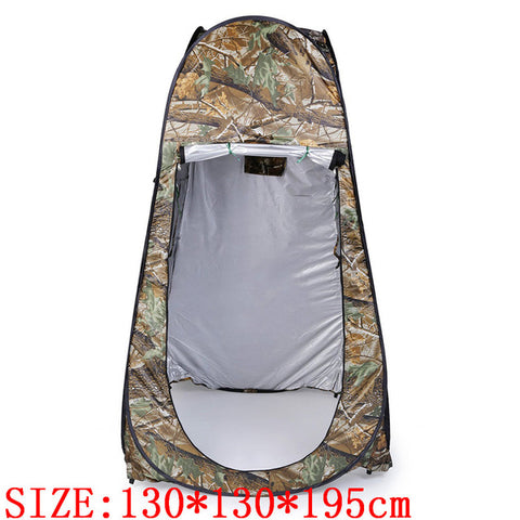 Camping shower tent / changing room with Carrying Pouch