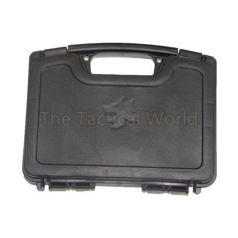 Black Tactical Storage Box
