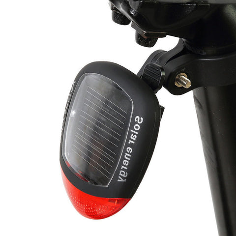 Solar Bicycle Light - Taillights Warning Lights