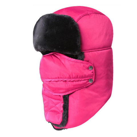 Winter Thermal Hat Windbreak Protection